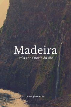 Na parte norte da Ilha da #Madeira #Portugal #PortoMoniz #VéudaNoiva