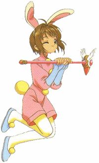 Costume Props Rational Japanese Comic Card Captor Sakura Wings Schoold Backpack Magical Card Girl Sakura Cosplay Backpack Sakura Wings Bag In Short Supply Novelty & Special Use