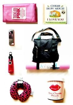#BestGiftEver from TJ Maxx - a yoga/travel gift for a breast cancer survivor