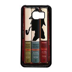 FRZ-Sherlock Holmes Book Series Galaxy S6 Case Fit For Galaxy S6 Hardplastic Case Black Framed FRZ http://www.amazon.com/dp/B016ZBFKLQ/ref=cm_sw_r_pi_dp_DOCmwb0AA7KNX