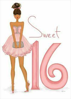 ♡☆ Happy Sweet 16! ☆♡