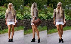 Back (by Felicia Eriksson) http://lookbook.nu/look/3893468-Back