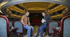 El Teatro Principal de Alicante se encamina hacia un modelo de gestión diferente y más propio del siglo XXI. Los nuevos responsables del escenario alicantino, su director, Francesc Sanguino, y el concejal de Cultura, Daniel Simón, son conscientes de que ésta es otra época.