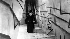 Werner Krauss in Das Cabinet des Dr. Caligari [The Cabinet of Dr. Caligari] (1920) Directed by Robert Wiene