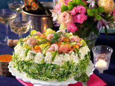 Mango Recept, Tartan, Cake Recipes, Sandwiches, Food And Drink, Appetizers, Corner, God, Easy Cake Recipes