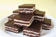 Zebra kocky bez pečenie zmiznú zo stola za pár minút: Radšej ho urobte z dvojitej dávky! | - Part 2 Tiramisu, Candy, Sweet, Tiramisu Cake, Candles, Sweets, Candy Bars, Fondant