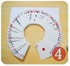 How to make a costume. Diy Queen Of Hearts Costume Collar - Step 3