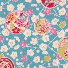 Tissu japonais - Boutique Adeline Klam