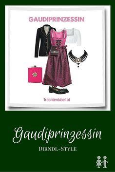 Dirndl-Style Gaudiprinzessin von TrachtenBrummsel zum Nachshoppen