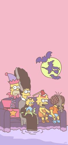 Os Simpsons, The Simpsons, Simpsons | the simpsons, simpsons e papel de parede Simpson Wallpaper Iphone, Iphone Wallpaper Fall, Cartoon Wallpaper Iphone, Halloween Wallpaper Iphone, Iphone Background Wallpaper, Cute Disney Wallpaper, Cute Cartoon Wallpapers, Aesthetic Iphone Wallpaper, Cute Wallpaper Backgrounds