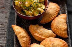 Beef Empanadas with Olives & Raisins — Punchfork
