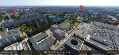 Panorama 360 Domaniewska Office HUB