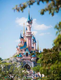 Le Chateau de la Belle au Bois Dormant, Disneyland Paris