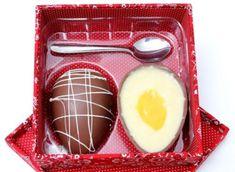 Os ovos de Páscoa diferentes e criativos são ótimas opções para quem quer inovar neste ano na Páscoa ou para quem adora o estilo mais inusitado (Foto: Divulgação)