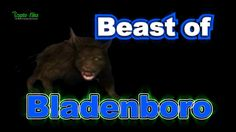 The Crypto Files - Beast of Bladenboro - Bladenboro is a town in Bladen County, North Carolina. It's citizens were in a state of fear after a series of gruesome attacks on dogs and other animals. Reports of a blood sucking cat like predator roaming the area had the towns folks on edge. Many reported attacks strangely had little or no blood indicating the beast employed a blood-sucking trait.     Learn more about the Beast of Bladenboro in episode 28 of The Crypto Files.