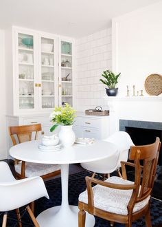 Beautiful dining area