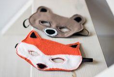 Výsledek obrázku pro maska liška Sunglasses Case