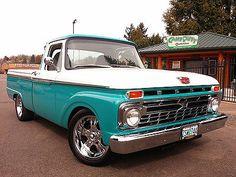 1966-Ford-F100-351-Windsor-SVT-Lighting-V8-E4OD-Automatic-PS-PDB