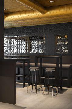 Rossini interior design by Christian Zanzotti