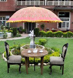 Indian-Silk-Garden-Umbrella-Sequin-Embroidered-Outdoor-Patio-Sun-Shade-Parasol