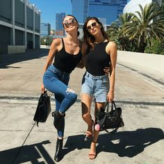 Find and save up to date fashion trends and the latest style inspiration, ootd photography and outfit looks Style Outfits, Casual Outfits, Summer Outfits, Cute Outfits, Ft Tumblr, Good Vibe, Trends 2018, What To Wear, Womens Fashion