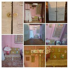 Cute little vintage house.My Diy Love You, Cute, Diy, Vintage, Je T'aime, Bricolage, I Love You, Kawaii, Do It Yourself