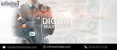 An Affordable digital marketing company in Gurgaon offering digital solutions to get more return on investment. A digital marketing agency in Gurgaon set different goals for marketing to achieve its target. Digital Marketing Strategy, Digital Marketing Services, Social Media Marketing, Web Development Company, Design Development, Website Design Company, Marketing Professional, Brand Building, Pinterest Marketing