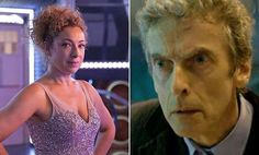 There will be romance between the Doctor and River Song this Christmas, says…