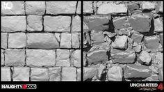 ArtStation - Uncharted 4: Zbrush Sculpts, Rogelio Olguin