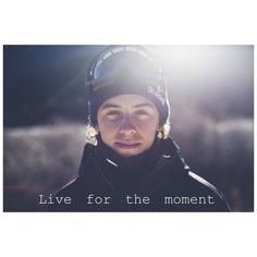 mark mcmorris x. Snowboarding, Skiing, Mark Mcmorris, Small Words, Winter Is Coming, Words Of Encouragement, Cute Quotes, My Passion, Dream Life