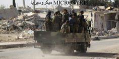 خسائر للميليشيات الطائفية في حلب وتواصل القصف الجوي