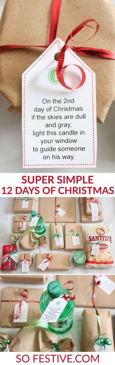227 best 12 Days of Christmas Gifts and Ideas images on Pinterest in ...