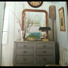 entrance way....Southern Living