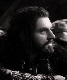 Richard Armitage as Thorin, Prince of the House of Durin