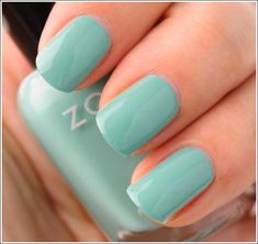 @Zoya Nail Polish - wednesday from the beach collection... i have this color and love it!