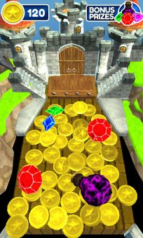 Coin Pusher - Kingdom Dozer 1.0.0.1 - free blackberry games download