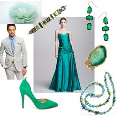 Very fun & colorful look for the Prom King & Queen mission #fashion #contest #outfit #prom