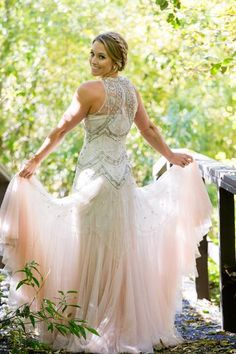 BHLDN Cate Gown in  Bride   BHLDN