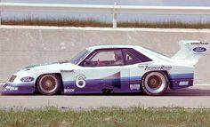 1980s Zakspeed/Roush Mustang