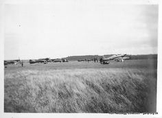 Hurricane I's of 79 Squadron, at Gravesend