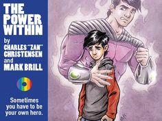 Anti-Bullying Comic