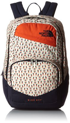 4c3dad80bc71 Amazon.com  The North Face Unisex Wise Guy Backpack Barolo Red Bermuda  Green  Sports   Outdoors