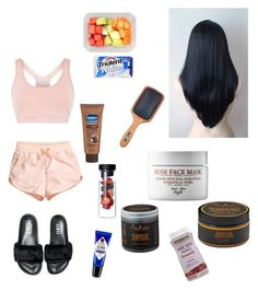 """""""Untitled #276"""" by faith-mula on Polyvore featuring adidas, H&M, Puma, Agave, Jack Black and SheaMoisture"""
