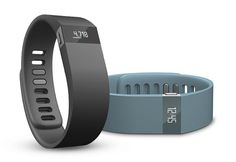Fitbit Force is a sleek fitness and sleep tracking wristband with incoming call alerts