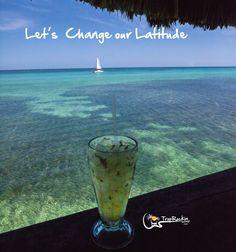Change your Latitude!