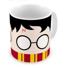 Caneca Harry Potter Desenho