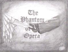 The Phantom of the Opera by ~InJoyAndSorrow88 on deviantART