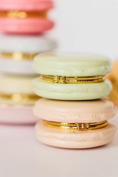 Macaron Trinket Box | The TomKat Studio Shop