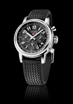 Chopard: Mille Miglia Classic Chronograph | Baselworld 2017