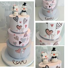 Wedding cakes - Cake by Sonata Torte
